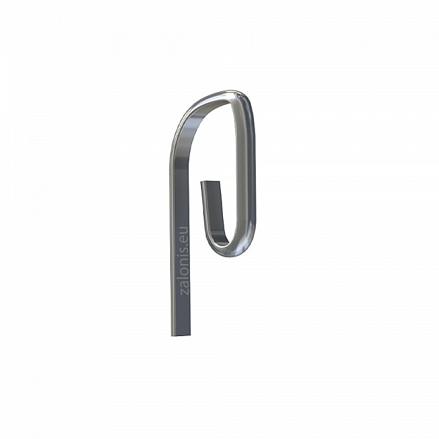 CURTAIN RAIL METAL HOOK